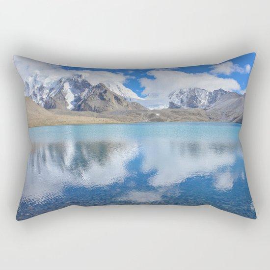 Don't Go Rectangular Pillow