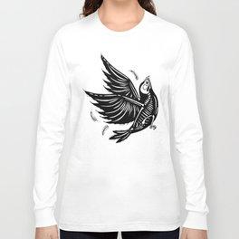Bird Bones Long Sleeve T-shirt
