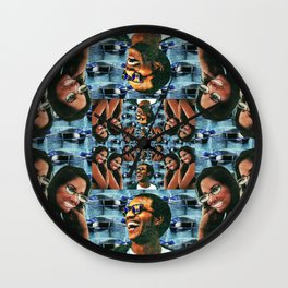 Thought Loop Wall Clock