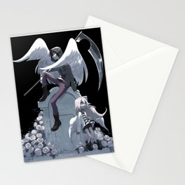 Angels of Death Stationery Cards