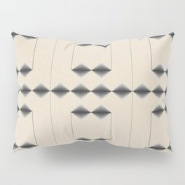 Diamond Stripes Pillow Sham