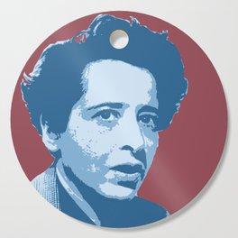 Hannah Arendt Cutting Board