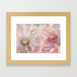 Christmas Sparkles Framed Art Print