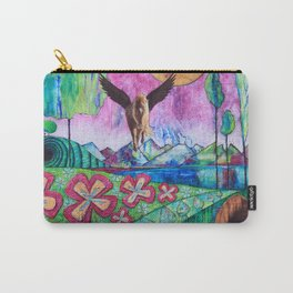 Planet of The Pegasus Carry-All Pouch