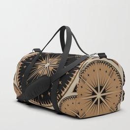 Tribal Gathering (Black) Duffle Bag