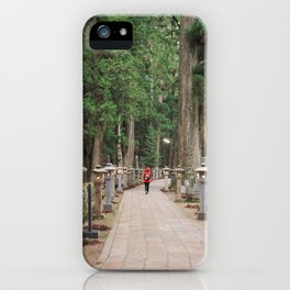 My Little Red Riding Hood iPhone Case