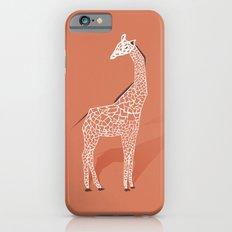 Animal Kingdom: Giraffe I Slim Case iPhone 6s