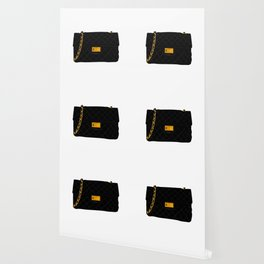 The quilted bag Wallpaper