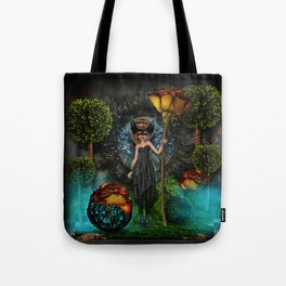 Guardian in the Forest Tote Bag
