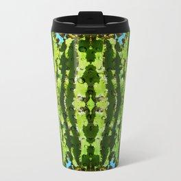 Raindrop Cacti Reflections Travel Mug