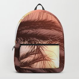 Tropical Sunrise Backpack