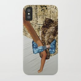 You're not going anywhere in that outfit iPhone Case