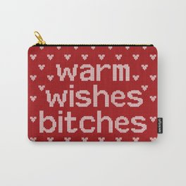 Warm Wishes Carry-All Pouch