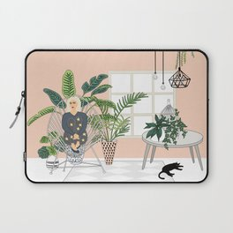 girl in the room Laptop Sleeve