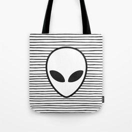 Alien Tote Bag