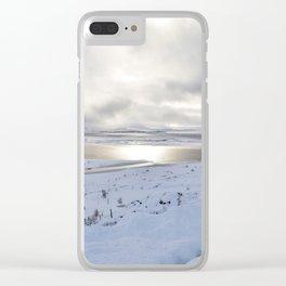 Thingvellir Clear iPhone Case
