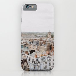 Oxford, England iPhone Case