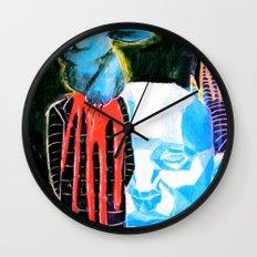 Horror Bunny Wall Clock