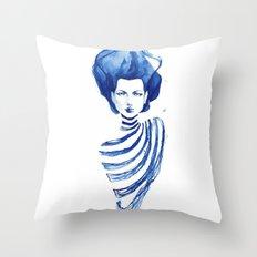 Watercolour Faery Throw Pillow