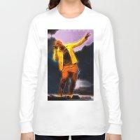 seal Long Sleeve T-shirts featuring Seal by JR van Kampen
