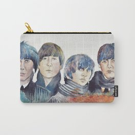 watecolor Beatle Carry-All Pouch