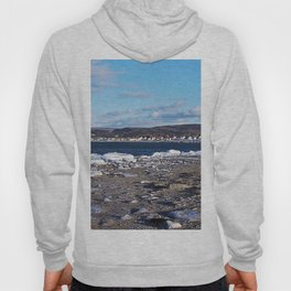 The Cove in Winter Hoody