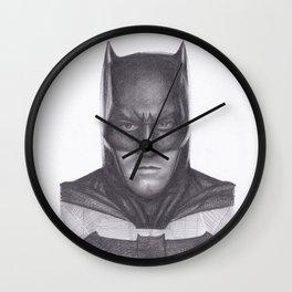 Ben Affleck Bat man Wall Clock