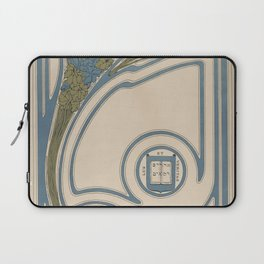 Yale Affiche Laptop Sleeve