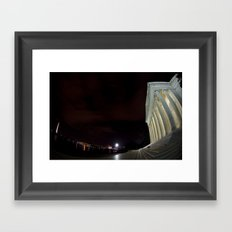 Jefferson Framed Art Print