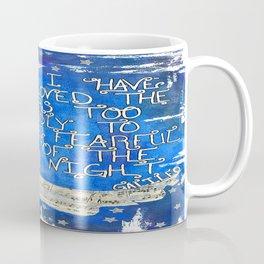 Amant d'étoile - Star Lover  Coffee Mug