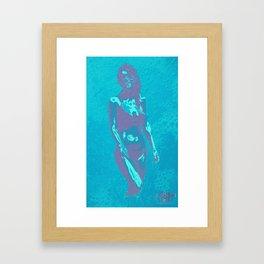 Summer Days Drifting Away! Framed Art Print