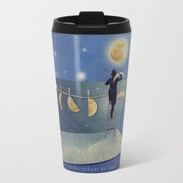 The moon changer Travel Mug