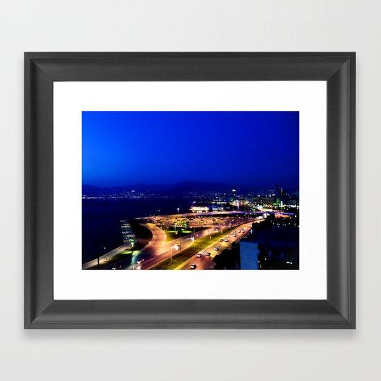 Izmir I Framed Art Print