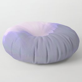 Down on my Mind Floor Pillow
