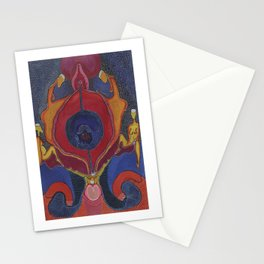 Intergalactic Union  Stationery Cards