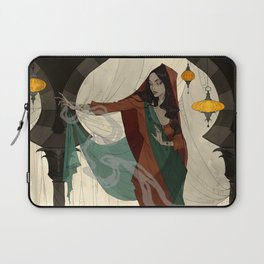 The Vizier's Daughter Laptop Sleeve