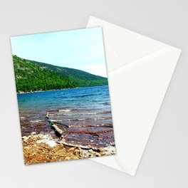 Jordan Pond Stationery Cards