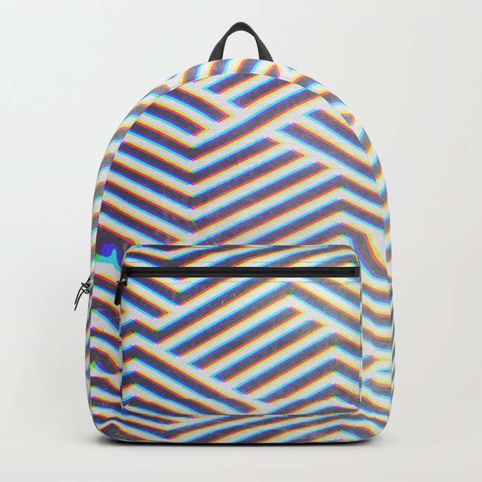 3D Labyrinth Backpack