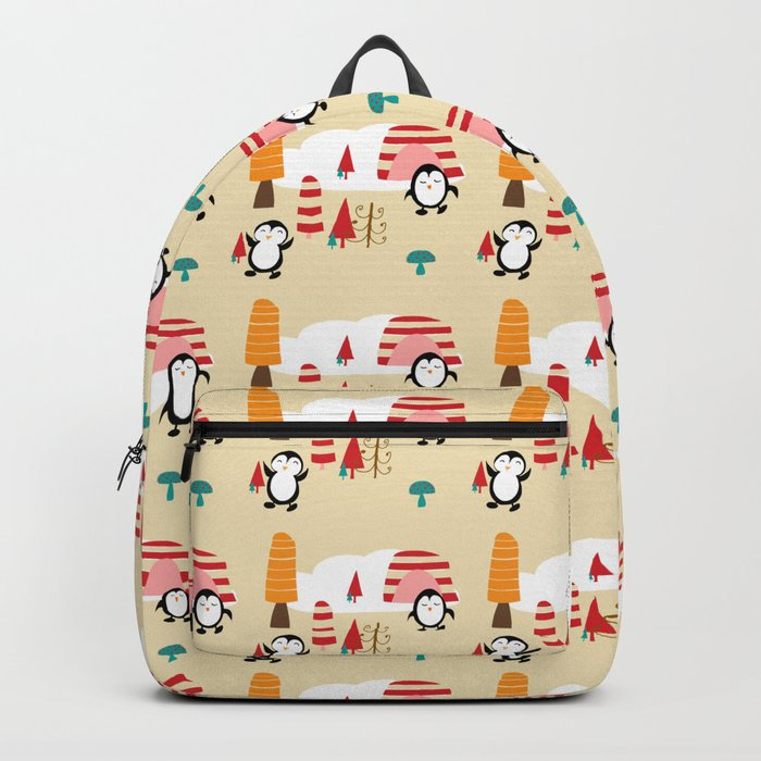 Oriana Penguin Backpack