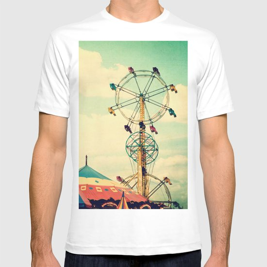 Get your ticket to ride. T-shirt