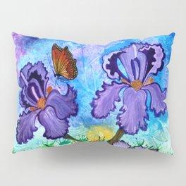 Iris at Sunrise Pillow Sham