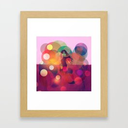 Colors of Change Framed Art Print