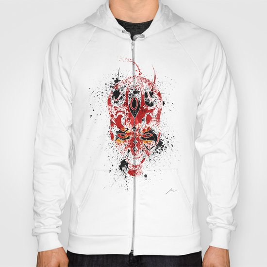 Red Rage Hoody