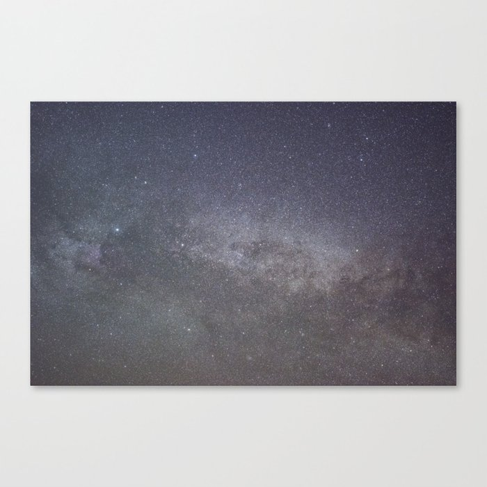 Cygnus and the North American nebula Canvas Print