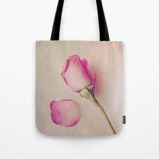 Hazy Rose Tote Bag