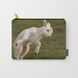 prancing lamb Carry-All Pouch