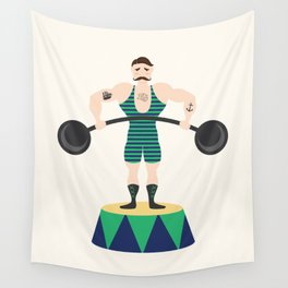 Strongman Wall Tapestry