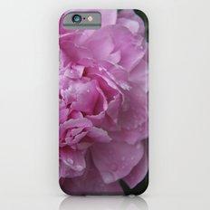 Pink Peony II iPhone 6s Slim Case