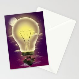 Ideas Will Take You Anywhere Stationery Cards