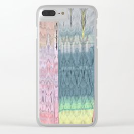 The Beautiful Scenery Clear iPhone Case